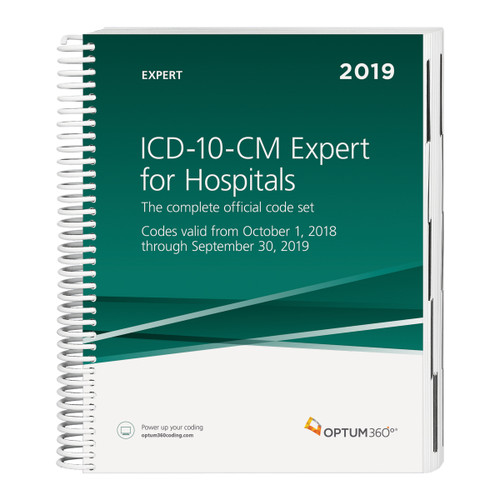 The ICD-10-CM Expert for Hospitalswith our hallmark features and format makes facing the challenge of accurate diagnosis coding easier. The hospital edition contains the complete  ICD-10-CM code set, MCEs, and ICD-10 MS-DRG edits with symbols identifying codes for comorbidities/complications (CC), major comorbidities/complications (MCC), and principal diagnoses (PDx) as their own CC/MCC.