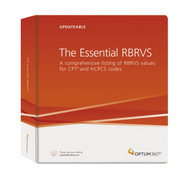 "The Essential RBRVS gives you all the codes valued by CMS, as well as relative values for many codes not valued for Medicare. The RBRVS for the Medicare Physician Fee Schedule (MPFS) is used to set physician fees by Medicare and many commercial payers. However, the RBRVS does not provide a complete schedule. Codes not valued for Medicare are referred to as ""gap"" codes. The Essential RBRVS provides Medicare values and ""gap"" values to enable you to develop a more complete fee schedule."