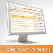 EncoderPro.com Professionalis an online, real-time code look-up application that delivers a higher degree of code detail and reference information on CPT®, HCPCS Level II, and both ICD-9-CM and ICD-10-CM and PCS codes. Monthly automatic code updates throughout the year will help practices that bill Medicare Part B and private payers reduce rejected claims due to improper coding. The Professional version includes CCI edits as well as Medicare and commercial payment and coding information.