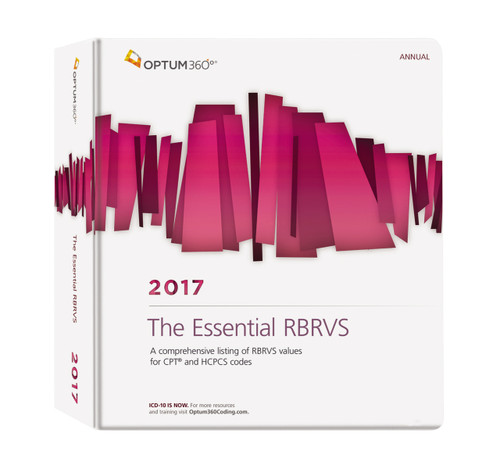 The Essential RBRVS gives you all the codes valued by CMS, as well as relative values for many codes not valued for Medicare.The RBRVS for the Medicare physician fee schedule (MPFS)is used to set physician fees by Medicare and many commercial payers. However, the RBRVS does not provide a complete schedule