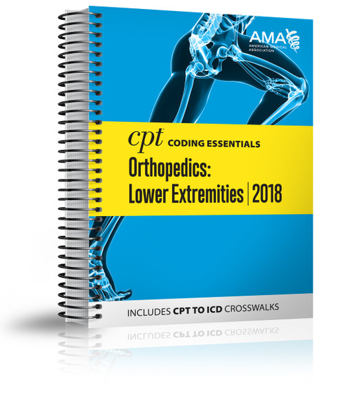 Optimized for medical necessity and reimbursement understanding, this all-in-one resource focuses on the most important CPT and HCPCS codes for lower extremity orthopedics, plus medicine and ancillary services codes chosen by experts who have taken into consideration utilization, denial risk and complexity