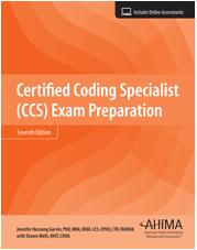 The Certified Coding Specialist (CCS) Exam Preparation, Seventh Edition will give you the confidence to master the CCS certification exam.