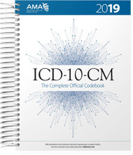 Skip to main content Edit a Product - ICD-10-CM 2019 The Complete Official Codebook with Guidelines (OP201419) (view) Your image was added to the product. Details Images & Videos Inventory Options & SKUs Custom Fields Other Details Bulk Pricing  Upload New Product Images Drag & Drop your product images here  or  Select images from your computer  Use images from the web Use images from your gallery  Product Images Delete Selected Select All	Image	Description	Use as Thumbnail?	Action Select	 Product image	  • NEW! Full list of code changes. Quickly see the complete list of new, revised, and deleted codes affecting the FY 2019 codes. • NEW! QPP symbol in the tabular section. The symbol identifies diagnosis codes associated with Quality Payment  CancelSave	Use as thumbnail	 Options Select	 Product image	  Click here to add a description  CancelSave	Use as thumbnail	 Options 1 / 1  YouTube Videos Find videos from YouTube to show on the product page. Search by keyword or enter a direct YouTube video link, such as: http://www.youtube.com/watch?v=RY09M9wg1is   Your search keywords or video link   Search  Search Results  Selected Videos Cancel  Save Made with love  by the BigCommerce team