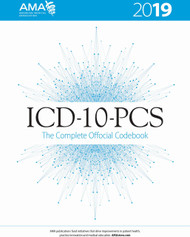 • Summary of changes. Quickly see how additions and deletions affect each section of ICD-10-PCS. • Complete 2019 ICD-10-PCS code set. The code set is organized in 17 sections. Each section contains a code table by which a code can be built through character selections that reflect the procedure performed. A character meanings table