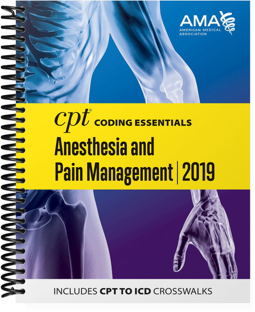 Optimized for medical necessity and reimbursement understanding, this all-in-one resource focuses on the most important CPT and HCPCS codes for anesthesiology and pain management, plus medicine and ancillary services codes chosen by