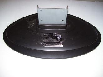 EMERSON BLC320EM9A TV STAND / BASE (BLACK)(SCREWS INCLUDED)