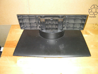 POLAROID 3211-TLXB STAND / BASE / PEDESTAL (SCREWS NOT INCLUDED)