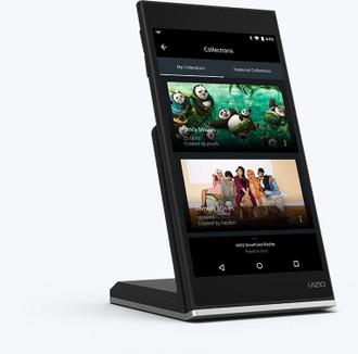 Vizio XR6P10 SmartCast Tablet Remote - 6-inch LCD Display - 16 GB Storage - Android 5.1