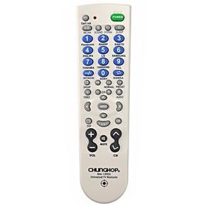 CHUNGHOP RM-139EX UNIVERSAL TV REMOTE