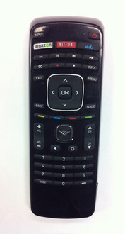 VIZIO 0980-0306-0922 REMOTE CONTROL (WITH KEYBOARD ON BACK)