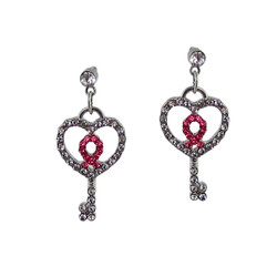 The Key To Survival Earrings