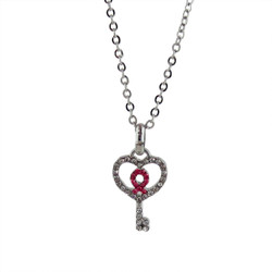 The Key To Survival Necklace