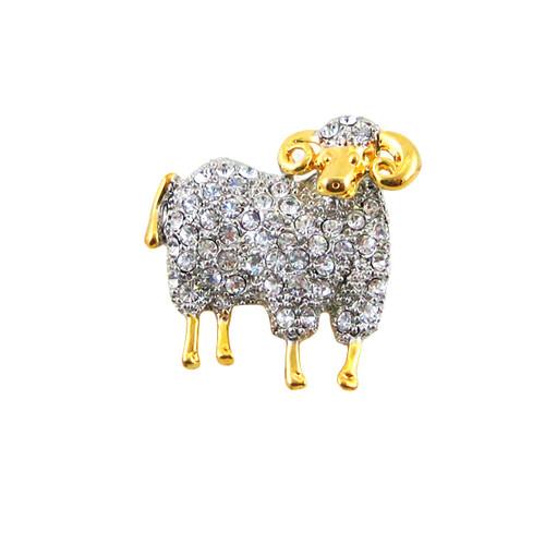 Ram Pin Bejeweled