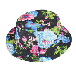 Fisherman's Bucket Hat Exotic Flowers