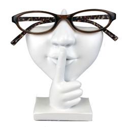keep a secret eyeglass holder