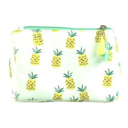 Pineapple Print Multiuse Bag Tassels