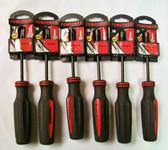 Torx Driver Set of 6 - T10, T15, T20, T25, T27, T30, Torx Screwdrivert Set