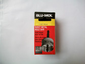 "1-3/8"" 35mm Sheet Metal Hole Saw Blu-Mol"