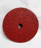 "7"" x 7/8"" Fiber Resin Sanding Disc Aluminum Oxide 16 Grit, 25 Discs"
