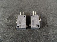 2 PACK ON-ON MICRO SWITCH SPDT 16 AMP 125/250 VAC 1 1/8 X 5/8 EC-285