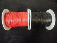 22 GAUGE 100 FT RED 100 FT BLACK GPT WIRE 100% COPPER AUTOMOTIVE PRIMARY OFC AWG