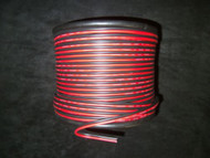 22 GAUGE 50 FT RED BLACK ZIP WIRE AWG CABLE POWER GROUND STRANDED COPPER CAR