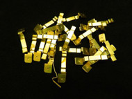 25 PACK ATC FUSE TAP 24K GOLD PLATED ADD A CIRCUIT ATO HOLDER FAST SHIP FTATC