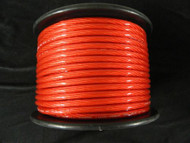 4 GAUGE RED WIRE 20 FT PRIMARY POWER GROUND STRANDED AWG CABLE POSITIVE NEW