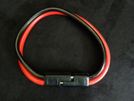 8 GAUGE QUICK DISCONNECT 2 PIN 10'' LEADS POLARIZED WIRE HARNESS AWG AMP