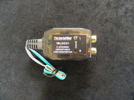 INSTALL BAY HIGH LOW CONVERTER 40 WATTS ADJUSTABLE 2 CHANNELSPEAKER WIRE RCA