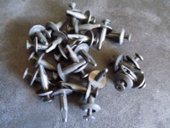 PHILLIPS SCREW RETAINERS BLIND RIVETS 1/4 INSTALL USA FAST SHIP DIY LOT 9067PK