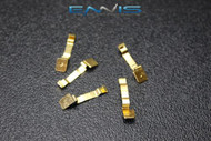 5 (PCS) ATC FUSE TAP 24K GOLD PLATED ADD A CIRCUIT ATO HOLDER FAST SHIP FTATC