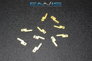 10 (PCS) MINI FUSE TAP 24K GOLD PLATED ADD A CIRCUIT ATO HOLDER FTMN