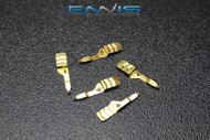 5 (PCS) ATM MINI FUSE TAP 24K GOLD PLATED ADD A CIRCUIT ATO HOLDER FTATM