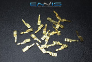 25 (PCS) ATM MINI FUSE TAP 24K GOLD PLATED ADD A CIRCUIT ATO HOLDER FTATM