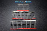 20 PCS EA 1 3 6 AMP DIODES 1000V RECTIFIER USA SELLER DOORBELL 60 PIECES TOTAL