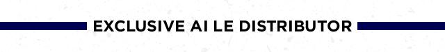 Exclusive AI LE Distributor