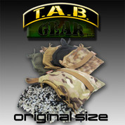 Tab Gear Zipper RB: Zipper Style Rear Bag Original Size