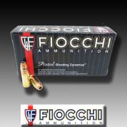 Fiocchi 40SWC: 40 S&W - 165gr JHP - 50ct/Box