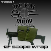 "Tactical Tailor Synergy 71088: Scope Wrap 12"" OD Green"