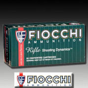 Fiocchi 223C: Full Metal Jacket 223 Rem/5.56 NATO FMJ Boat Tail 62gr 50/Box