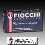 Fiocchi 32AP: 32 ACP Full Metal Jacket 73 gr 50/Box