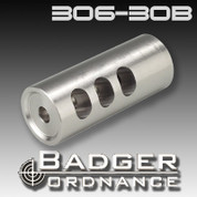 Badger Ordnance 306-30B: Thruster Compensator (.22cal and Up 5/8-24 Thread)