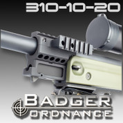 Badger Ordnance:  Integrated Mount Universal Night Sight, (IMUNS, 20 MOA Forward Cant) (ITAR)
