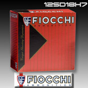 Fiocchi 12SD18H7: Shooting Dynamics Target Line 12 Ga #7.5 Lead Shot