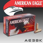 American Eagle AE38K: .38 Special revolver 130gr FMJ 50rnd