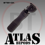 Atlas BT31-QK: AccuShot Extended Height PRM (Precision Rail Monopod) with QK03 Quick Knob