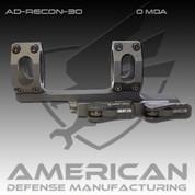 American Defense AD-RECON: 30mm 0 MOA