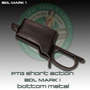 PTG BDL Mark 1: Rem Short BDL Bolt in Bottom Metal- Mark 1 Mag