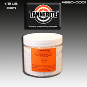 Tannerite 4850-0001: 1/2lb Single Target